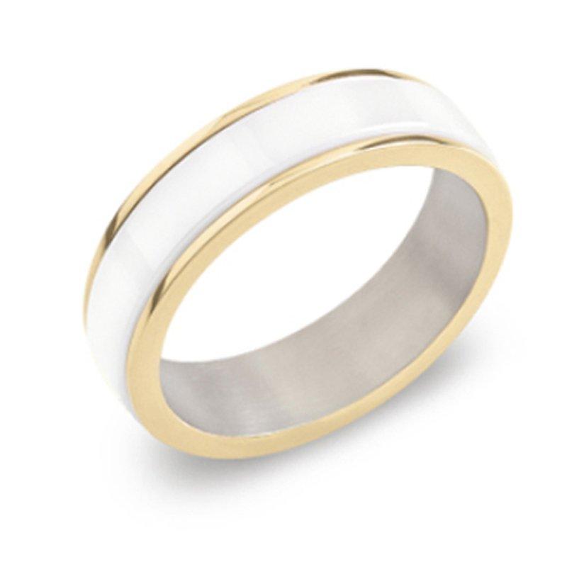 boccia 0132 03 damen titan keramik ring weiss gold 65 00. Black Bedroom Furniture Sets. Home Design Ideas
